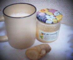ginger milk by kurumimochi