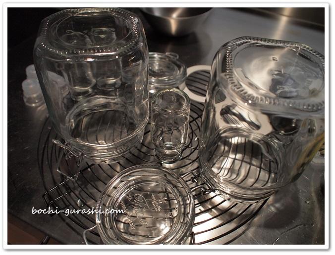 レモネード用保存ビン