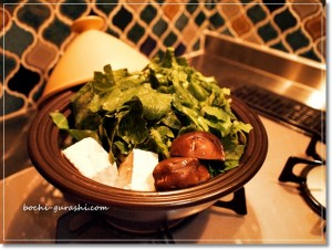 大根菜うどんすき