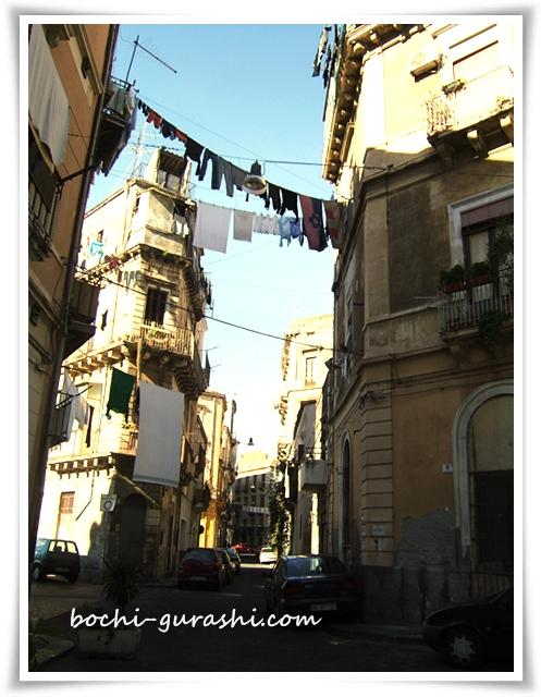 イタリア洗濯干し