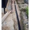 庭DIY《アプローチ編》ドロドロの通路は暗渠排水で水はけ良く