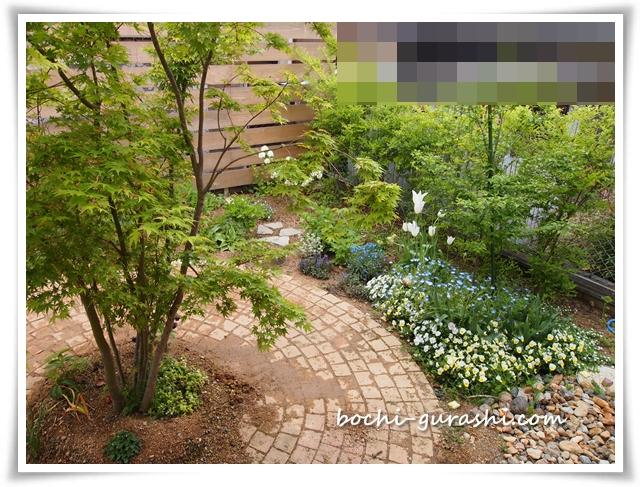 2016春の庭