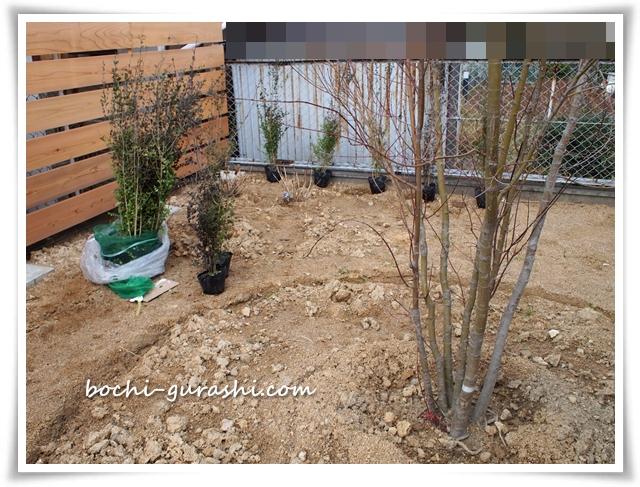 庭DIYを始める