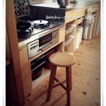 珍しく、平日の台所の様子を紹介します