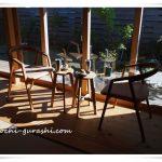縁側カフェを自宅で再現