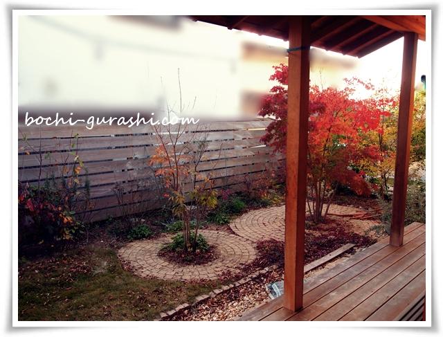 2017秋の庭