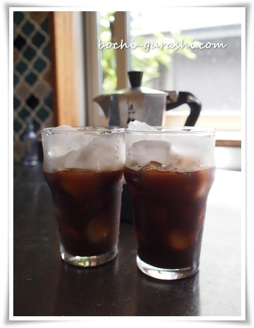 kimboのアイスコーヒー