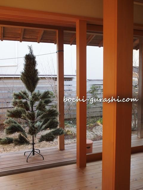 クリスマスツリー試組立て