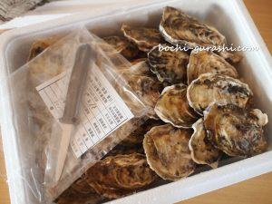ふるさと納税返礼品_牡蠣